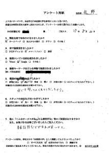 埼玉県春日部市にて不用品回収処分のご依頼 お客様の声