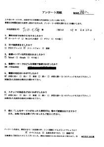 埼玉県朝霞市にて粗大ごみの回収処分のご依頼 お客様の声