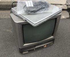 朝霞市本町でテレビ、ノートパソコンの不用品回収 施工事例紹介
