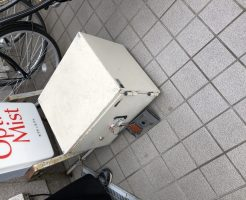 【川口市】事務所の耐火金庫の回収☆即日対応でお喜びいただけました!