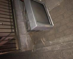 【川口市】ブラウン管テレビの不用品回収処分 お客様の声