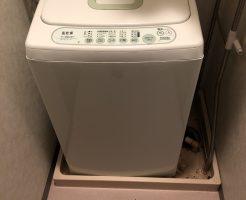 【川口市】洗濯機の不用品回収のご依頼 お客様の声