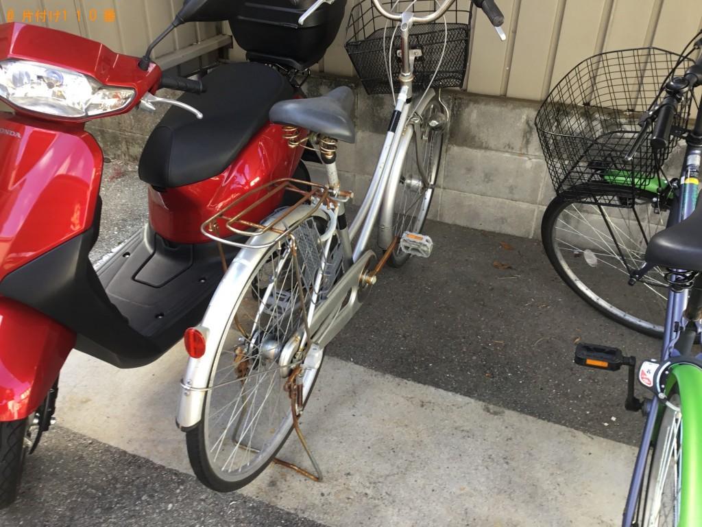 【富士見市】自転車の回収・処分ご依頼 お客様の声