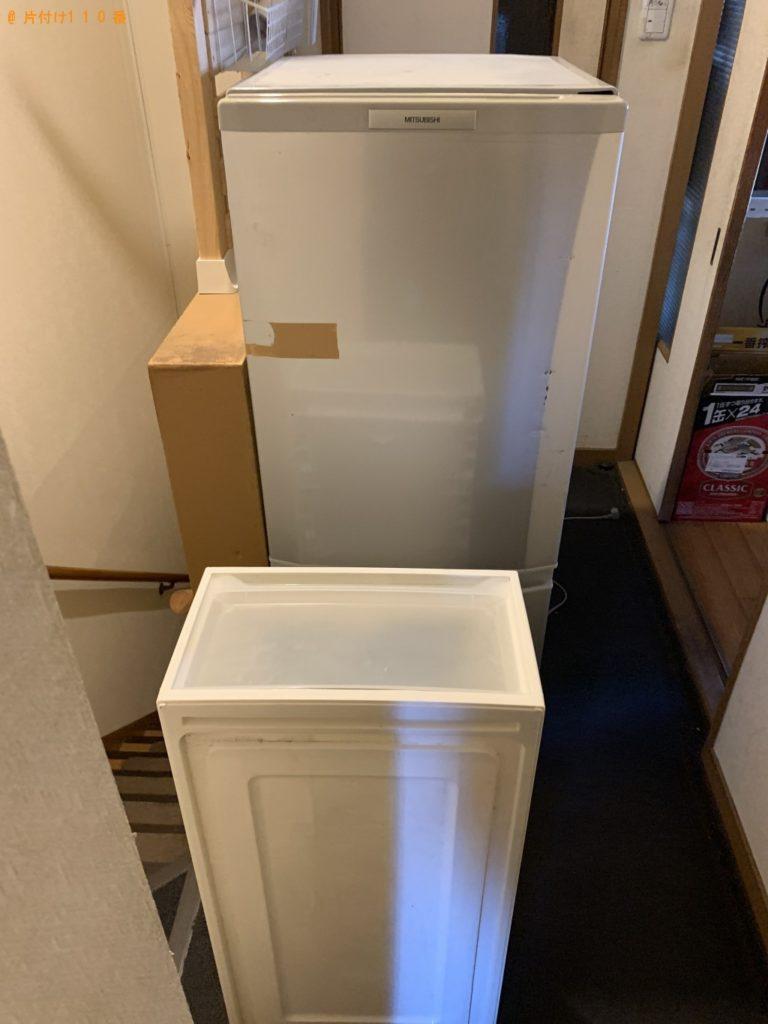 【行田市】冷蔵庫、エアコン、ラスチック製タンス等の回収・処分