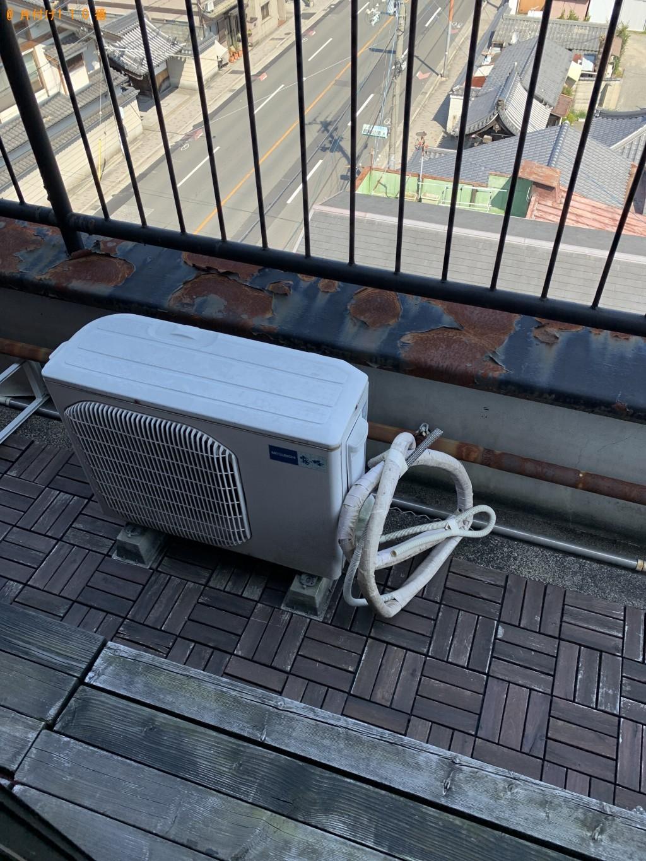 【さいたま市】冷蔵庫、エアコン、ラスチック製タンス等の回収・処分