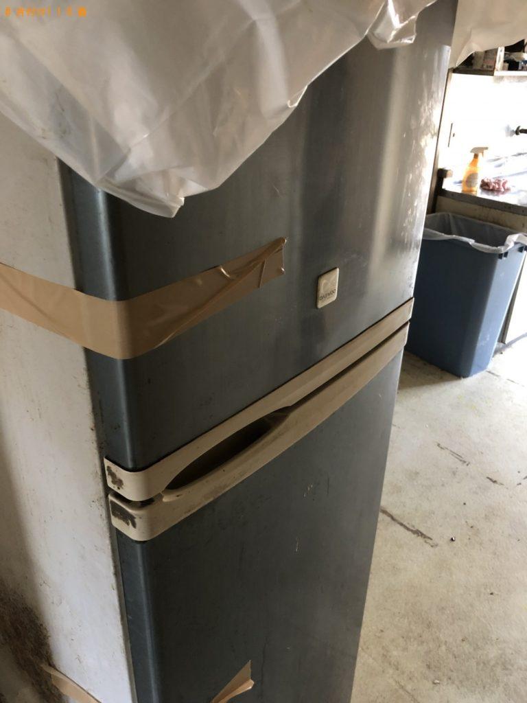 【鴻巣市】冷蔵庫の回収・処分ご依頼 お客様の声