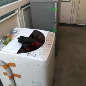 【川口市】冷蔵庫、洗濯機の回収・処分ご依頼 お客様の声