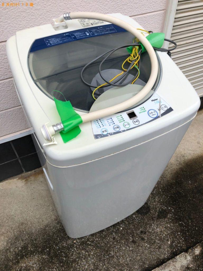 【本庄市】洗濯機の回収・処分ご依頼 お客様の声