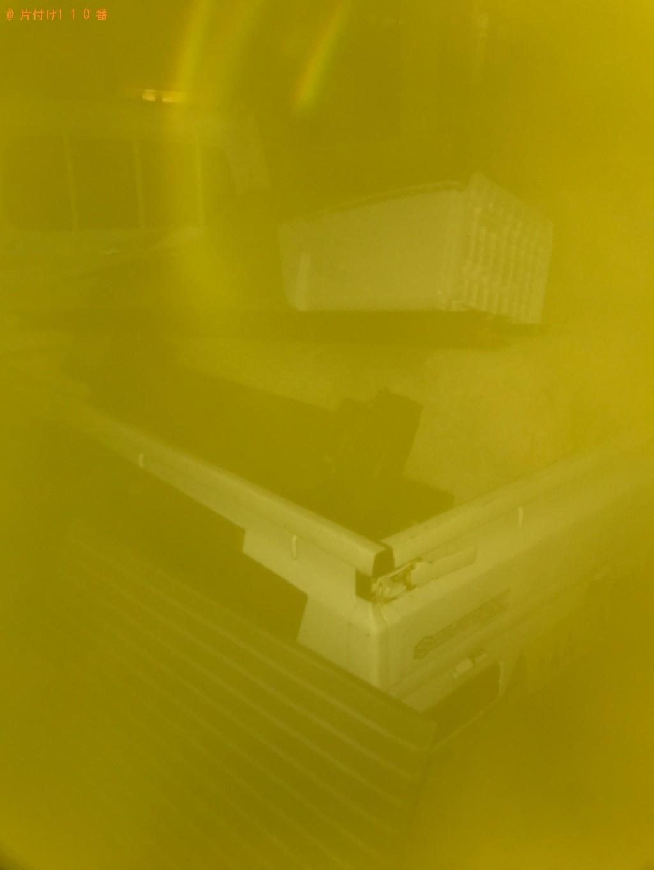 【川口市】二段ベッド、ソファーの回収・処分ご依頼 お客様の声