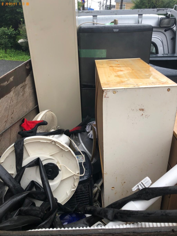 【さいたま市桜区】冷蔵庫、洗濯機、布団、ロッカー等の回収・処分