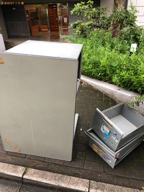 【さいたま市南区】業務用机の回収・処分ご依頼 お客様の声