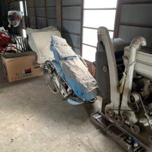 【深谷市】手押し型田植え機、脱穀機、タンク等の回収・処分ご依頼