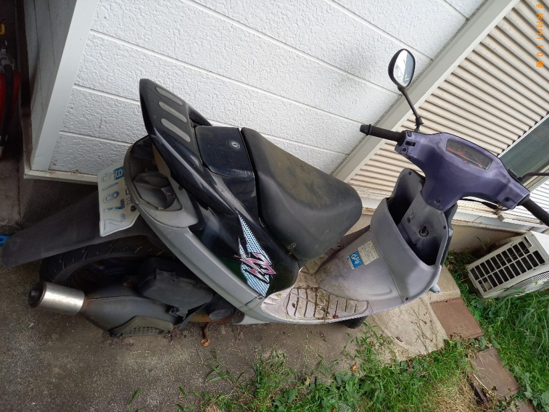【川口市】自動車タイヤ、スクーターの回収・処分ご依頼 お客様の声