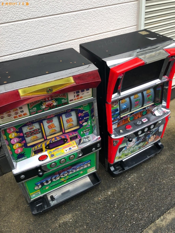 【戸田市】パチスロ機の回収・処分ご依頼 お客様の声