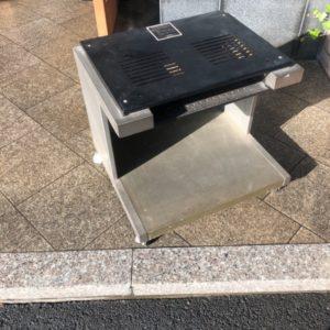 【川口市】パソコン、椅子、テレビ台、小型家電の回収・処分ご依頼