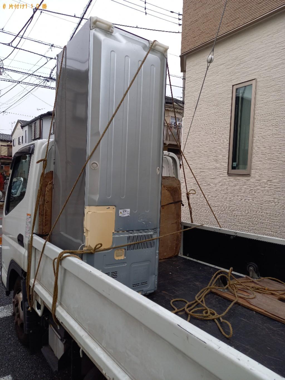【さいたま市中央区】冷蔵庫の回収・処分ご依頼 お客様の声