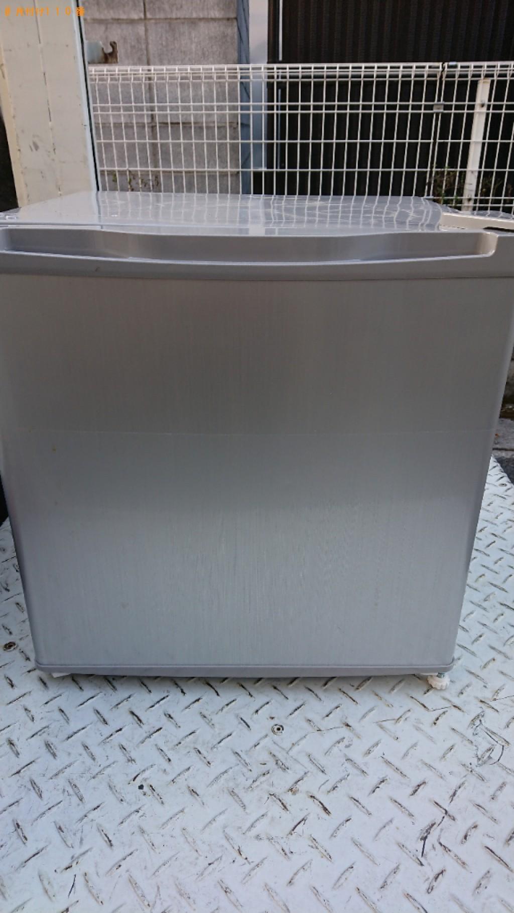 【さいたま市北区】冷蔵庫の回収・処分ご依頼 お客様の声