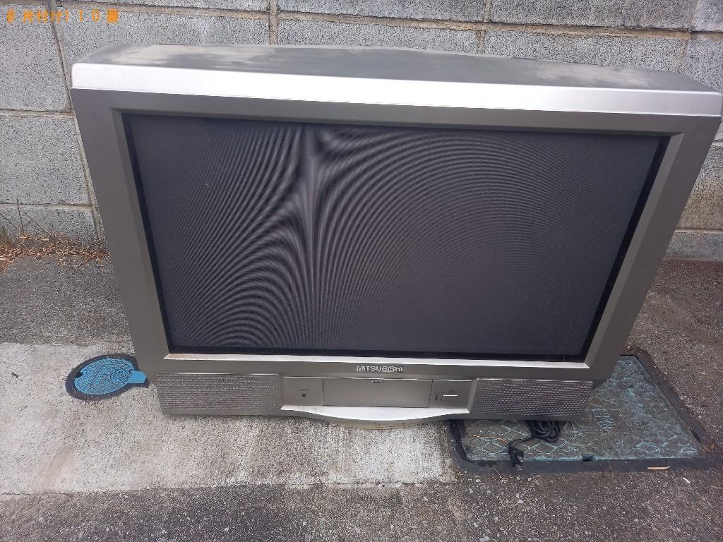 【川口市】テレビの回収・処分ご依頼 お客様の声