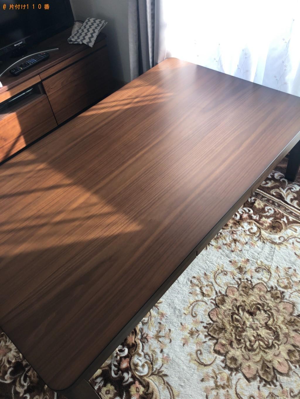 【さいたま市】テーブル、椅子等の回収・処分ご依頼 お客様の声