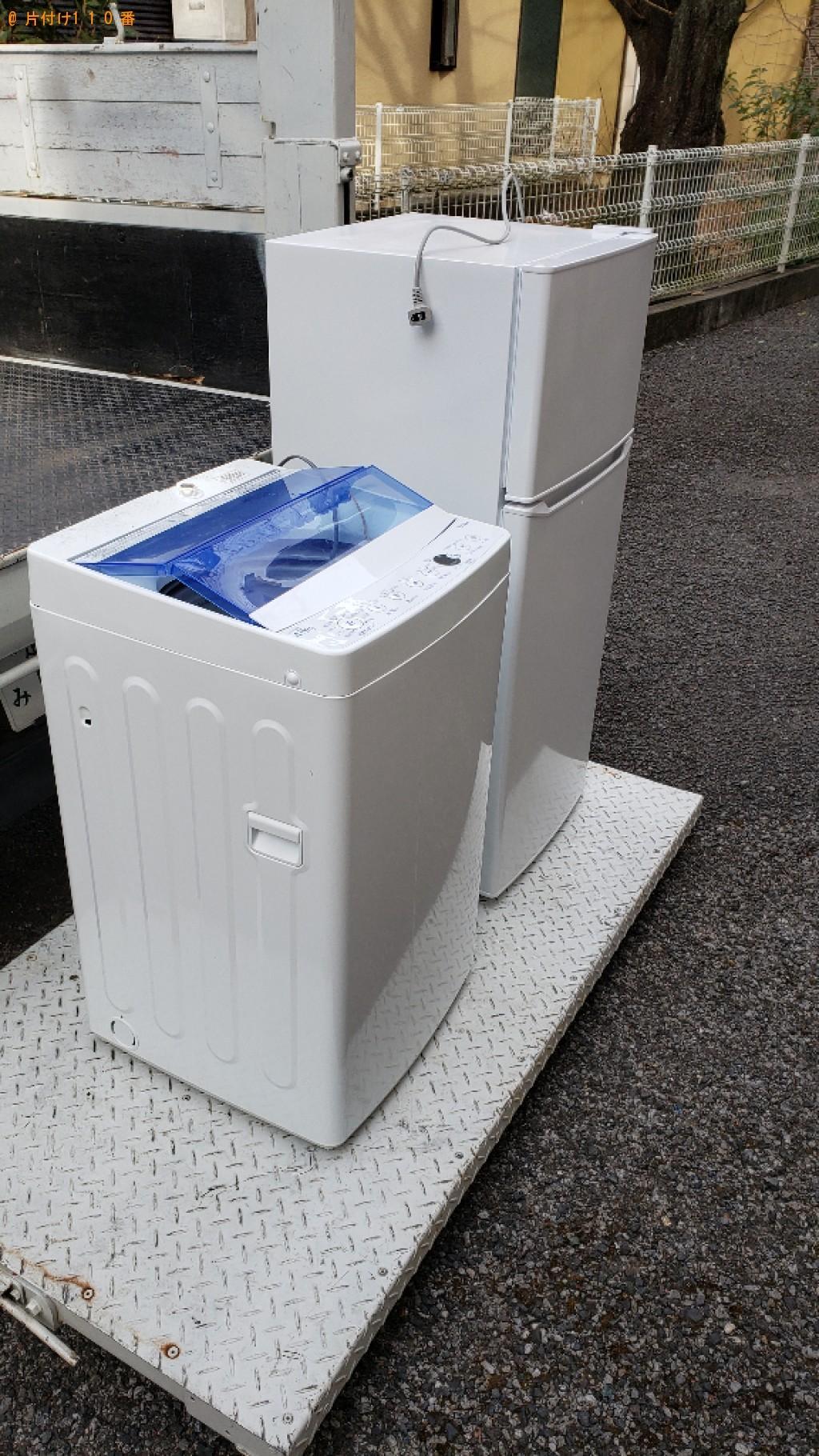 【さいたま市浦和区】冷蔵庫、洗濯機の回収・処分ご依頼 お客さまの声