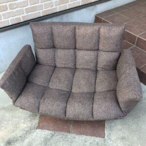 【さいたま市緑区】簡易ソファーの回収・処分ご依頼 お客様の声