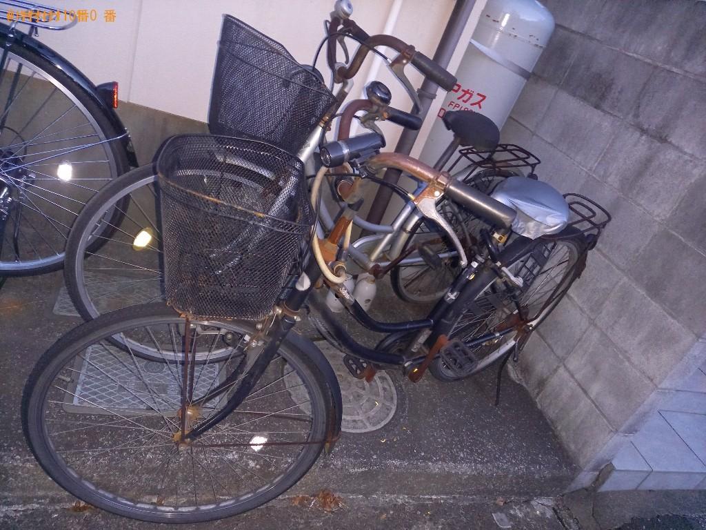 【川口市】自転車の回収・処分ご依頼 お客様の声