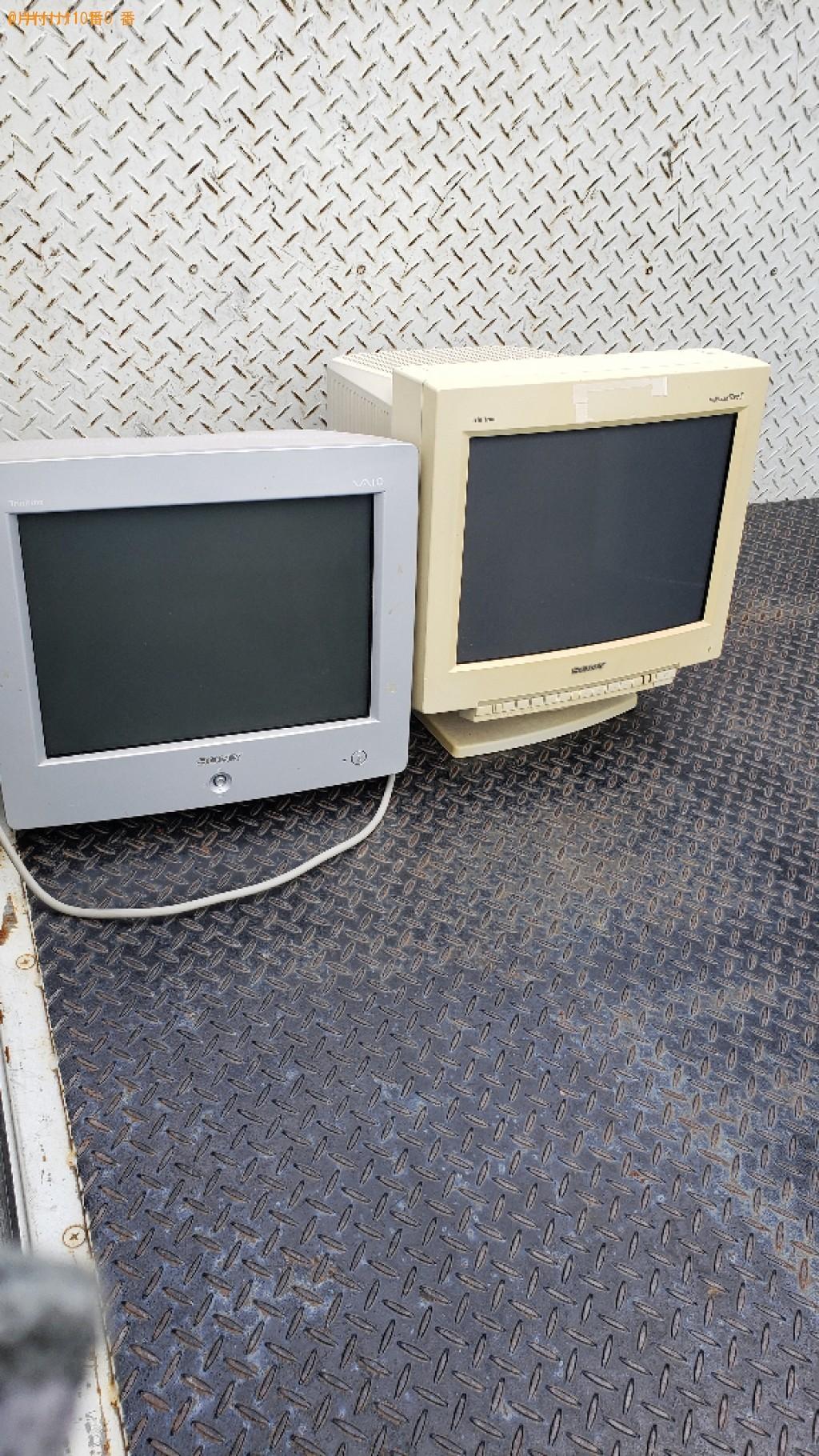 【さいたま市南区】PCモニタの回収・処分ご依頼 お客様の声