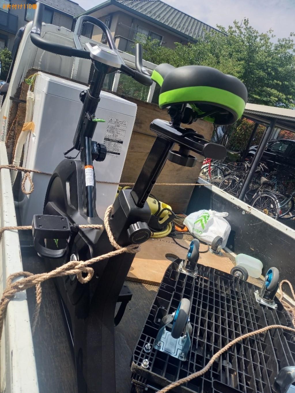 【草加市】エアロバイクの回収・処分ご依頼