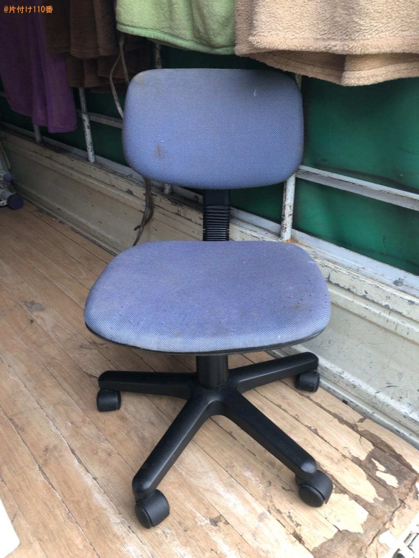 【坂戸市溝端町】椅子の回収・処分ご依頼 お客様の声