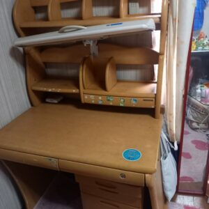 【さいたま市西区】学習机の回収・処分ご依頼 お客様の声