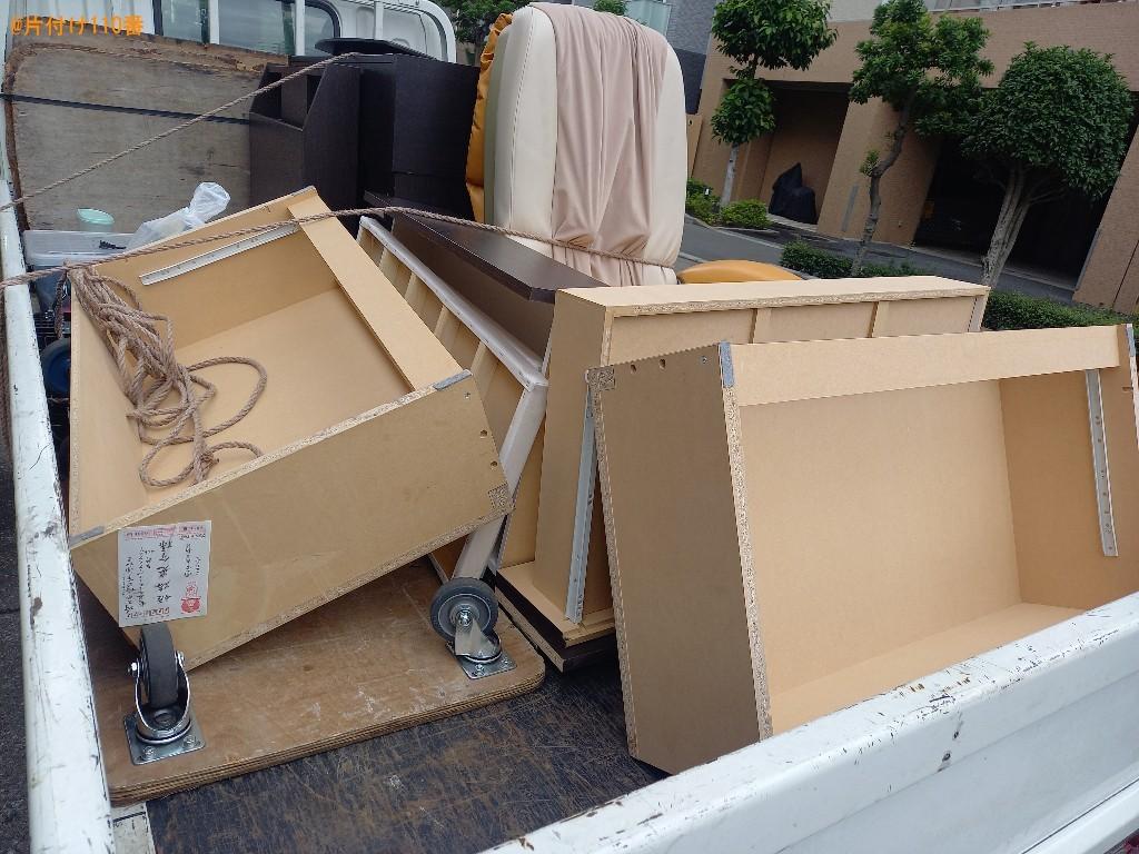 【さいたま市浦和区】シングルベッドの回収・処分ご依頼 お客様の声