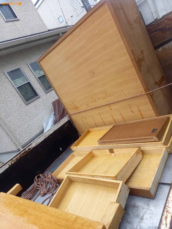 【入間郡三芳町】タンスの回収・処分ご依頼 お客様の声